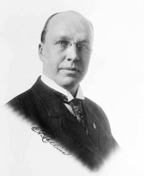 photo of Ernest Bilbe Collins