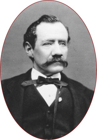 Photo of Richard T. Harris.