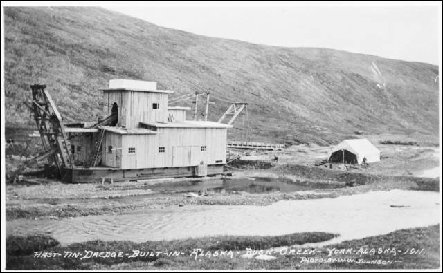york company dredge
