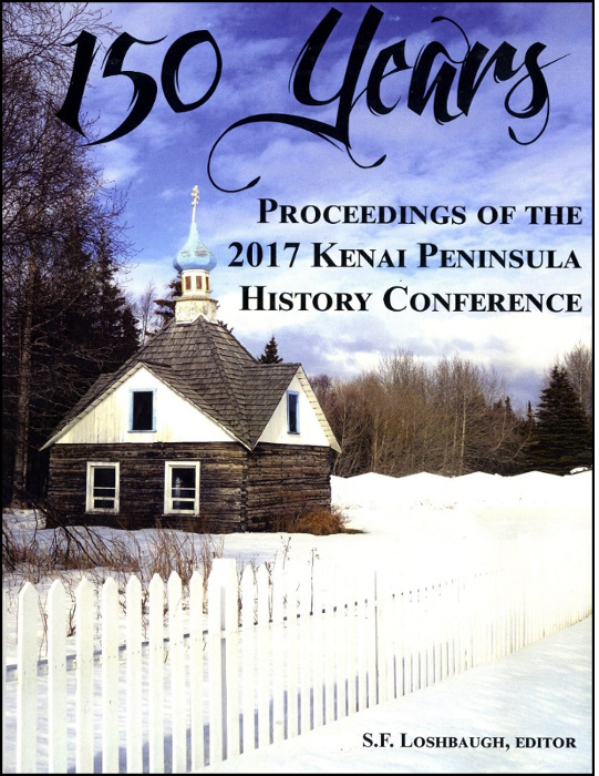 cover of Kenai Penninsula Historical Society Conference