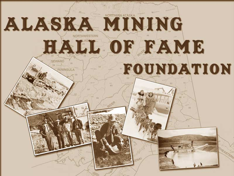 splash image for Alaska Mining Hall of Fame