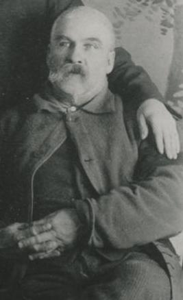 photo of Alfred Mayo
